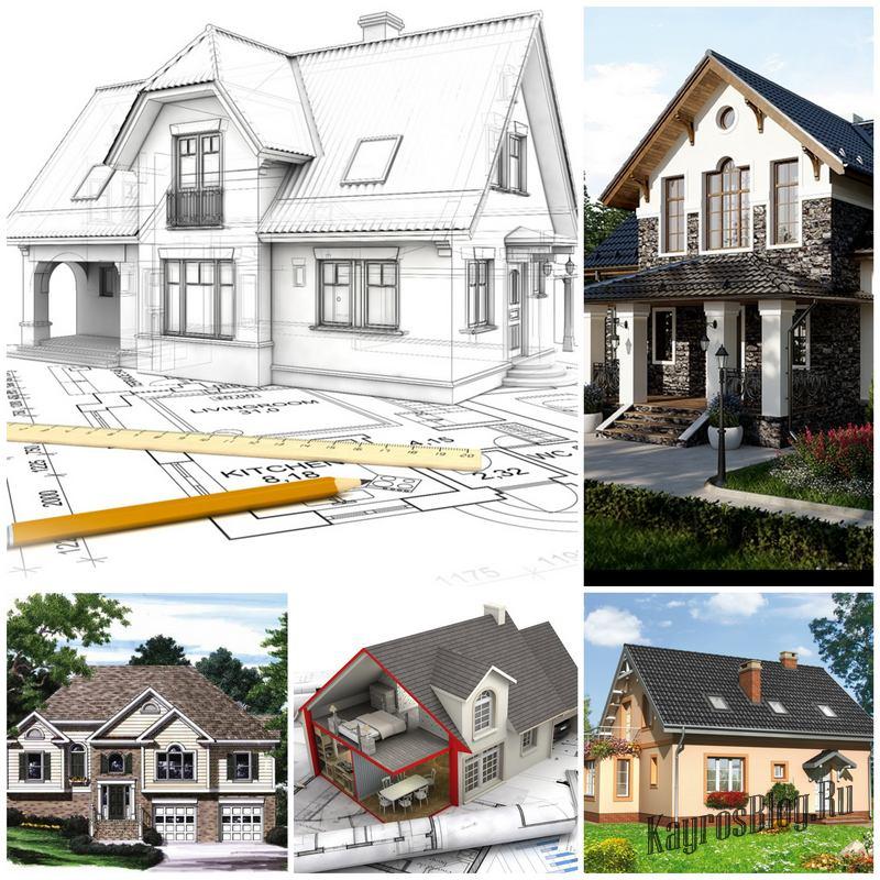 Особенности проектирования загородных домов «под ключ»