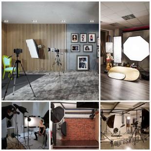 Открытие собственной фотостудии - лучший бизнес для фотографа