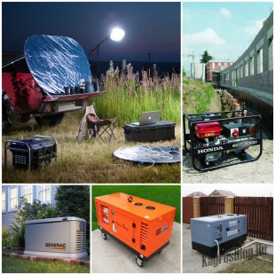 Дизельные генераторы: определяемся с производителем