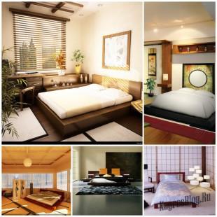 Интерьер спальни в восточном стиле - это красота и комфорт
