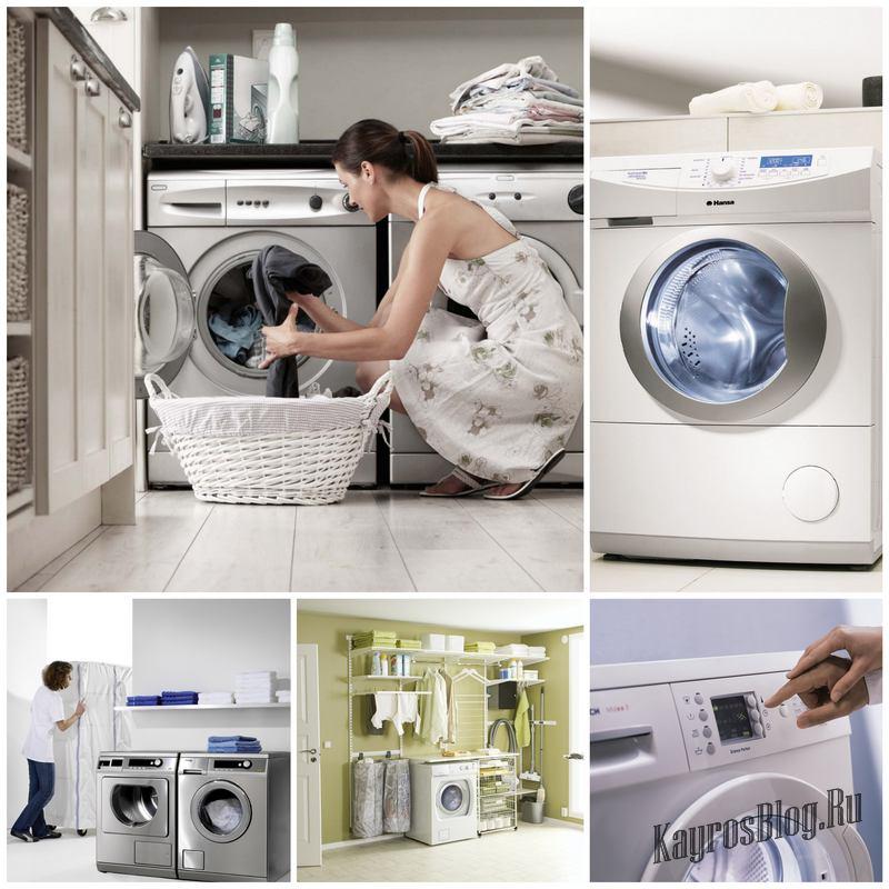 Как отличить стиральную машину европейской сборки
