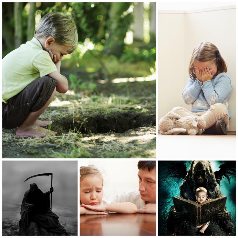 Как рассказать ребенку о смерти?