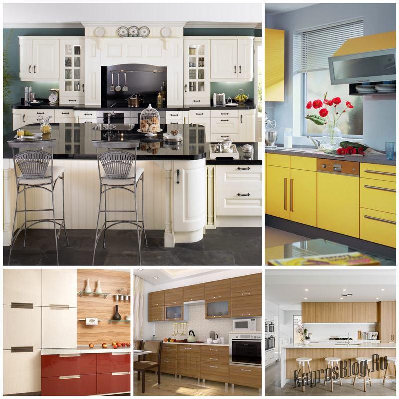Как выбрать кухонный гарнитур - советы профессионалов