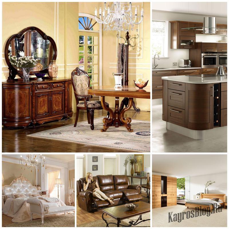Как выбрать мебель - полезные советы и рекомендации