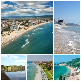 Курорты Болгарии, популярные и неординарные