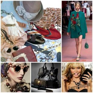 Модные женские аксессуары - необходимые мелочи для гардероба