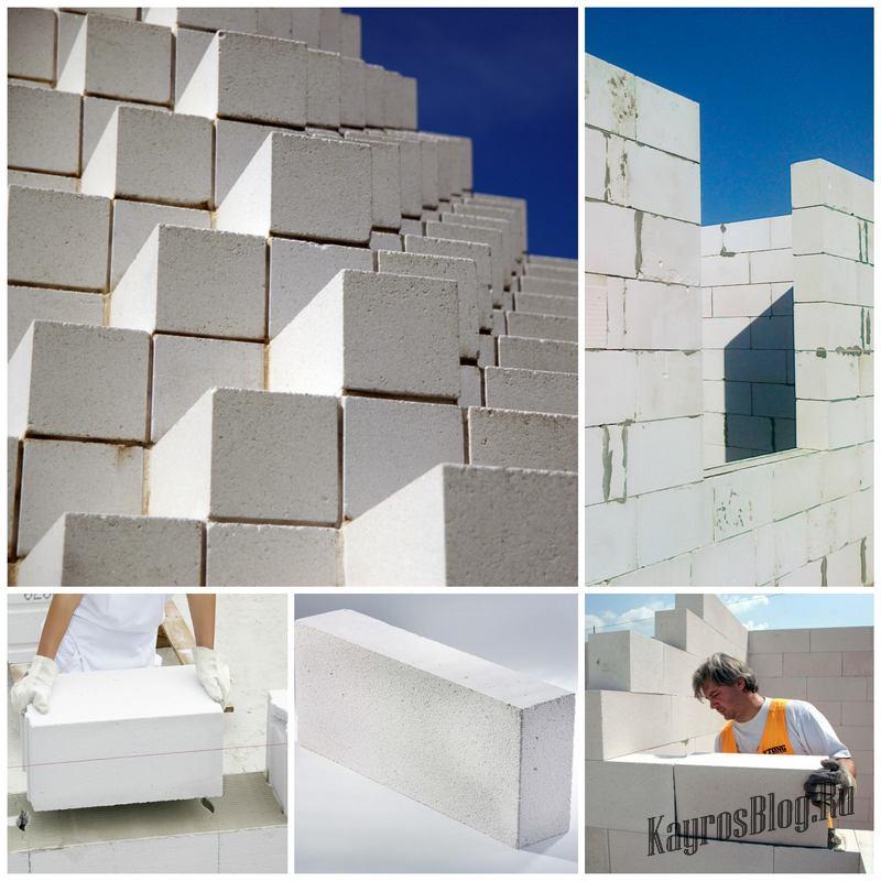 Преимущества покупки современных стройматериалов