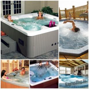 Прелести spa-бассейна