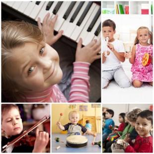 Развитие музыкальности у ребенка простыми способами