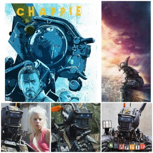 Робот по имени Чаппи - наше вероятное будущее