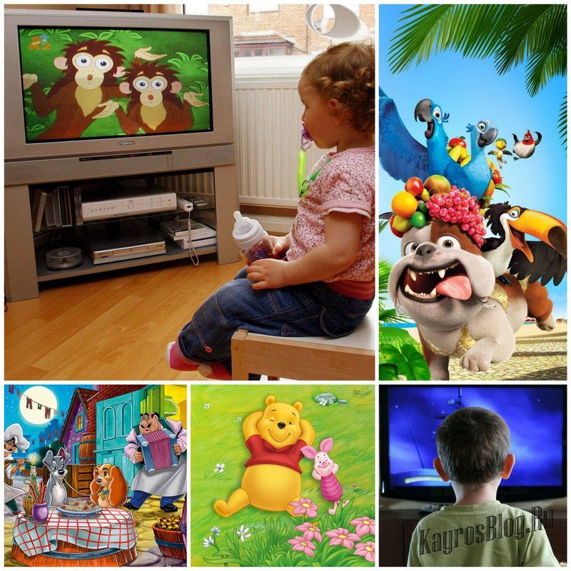 10 правил при просмотре мультфильмов