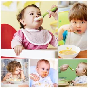 Детская каша - незаменимое блюдо для малыша