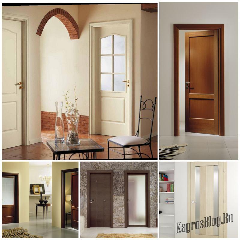 Какие межкомнатные двери лучше выбрать?