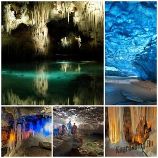 Кунгурская ледяная пещера - достопримечательность Урала