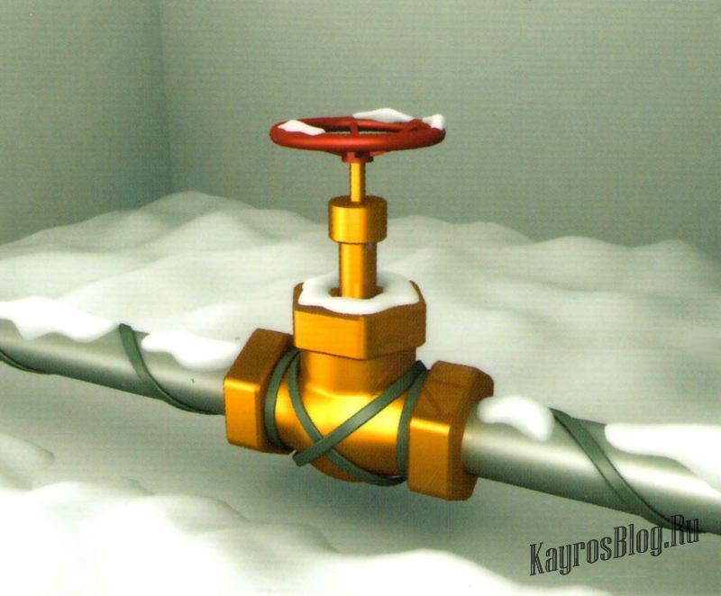 Самогреющий кабель для водопровода монтаж своими руками