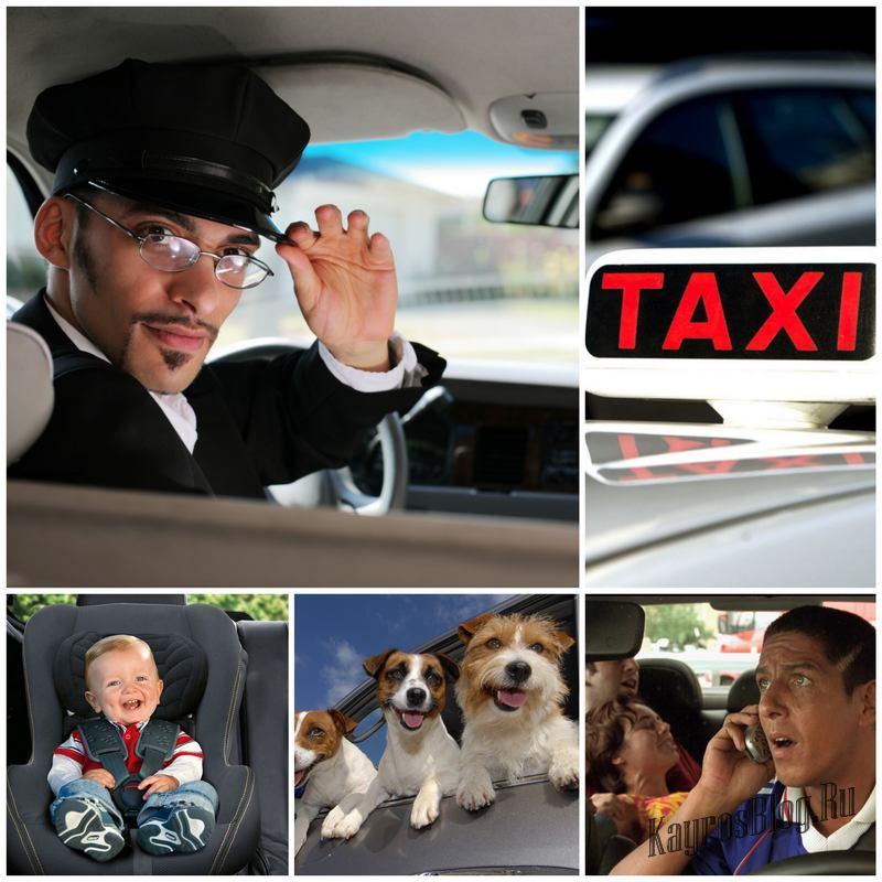 Новые услуги в службах такси — отзывы и описания