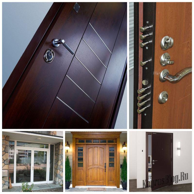 Выбор входной двери - советы профессионалов