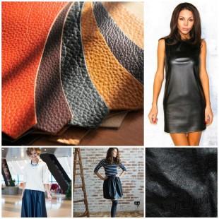 Искусственная кожа модный тренд и спасение для экологии 9