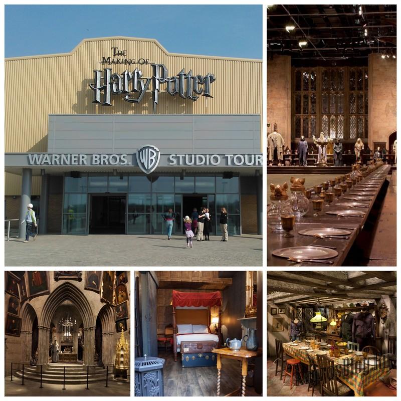 Лондонский музей Гарри Поттера