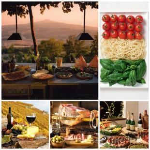 Осень в Италии - лучшие гастрономические праздники