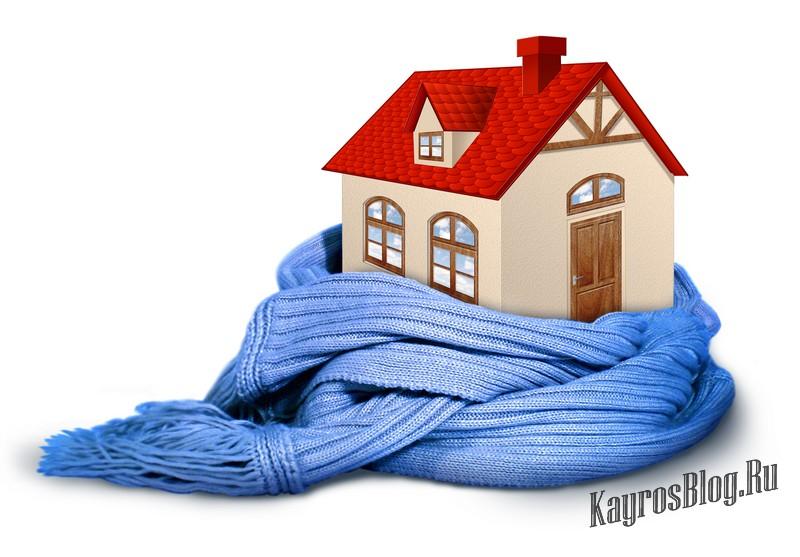 Как уберечь тепло в доме 5
