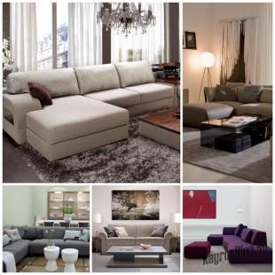 Как выбрать диван для гостиной - советы профессионального дизайнера