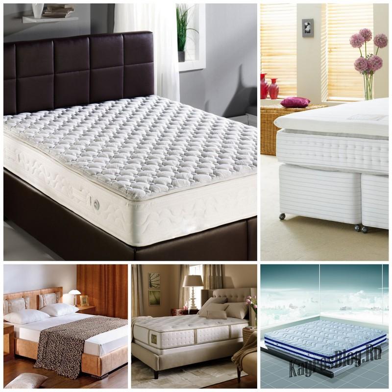 Каким должен быть матрас для двуспальной кровати