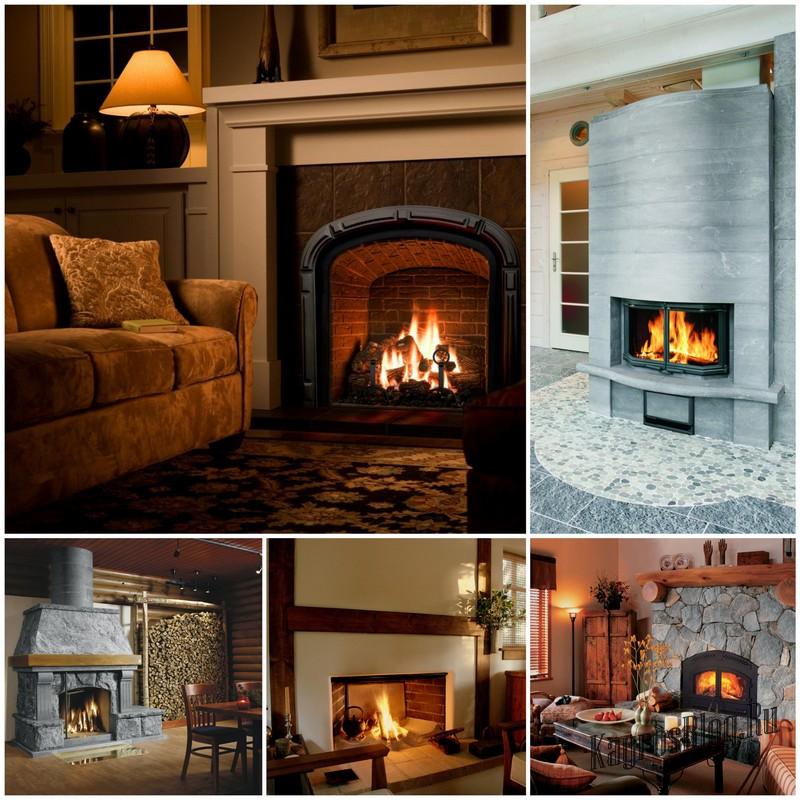 Камин - это тепло и уют в вашем доме