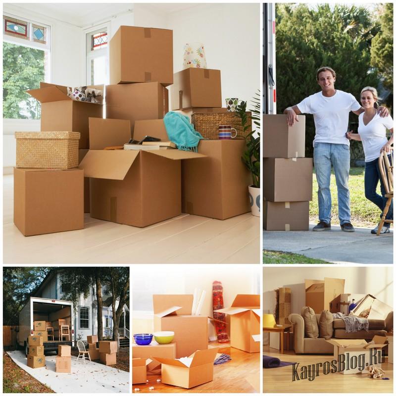 Переезд и перевозка мебели - как сделать правильно