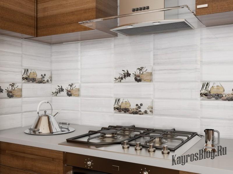 Плитка для кухни 1