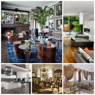 Популярные стили домашнего интерьера