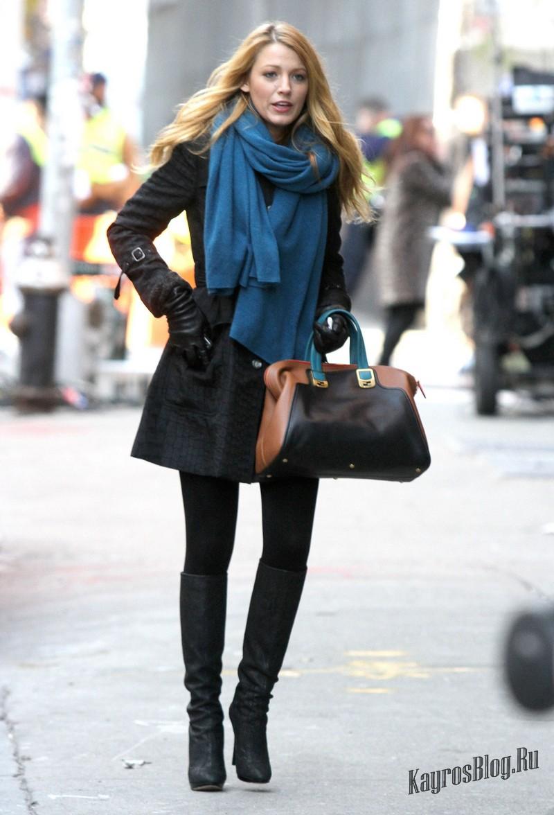 """FLYNET - Blake Lively & Leighton Meester Filming """"Gossip Girl"""""""