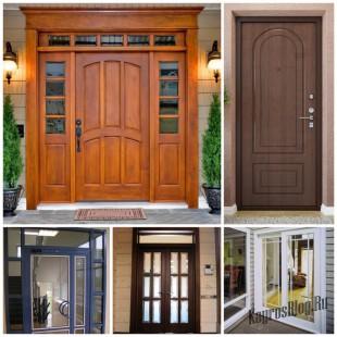 Входные двери - гид покупателя