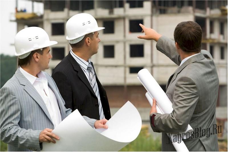 Авторский надзор в строительстве