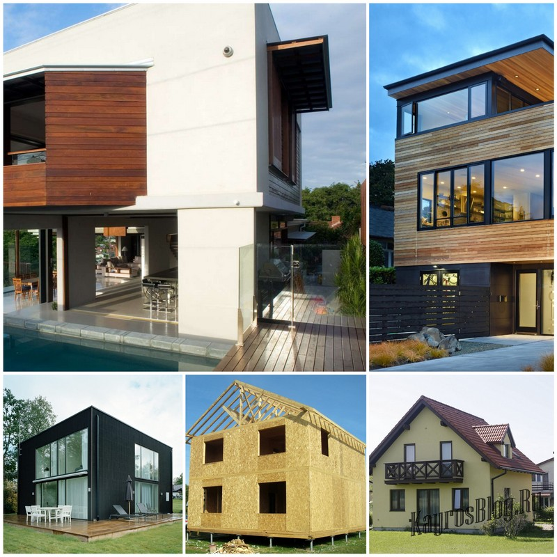Быстровозводимые дома, отличие от традиционного строительства