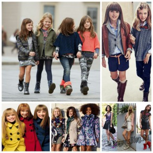Детская мода или как обновлять гардероб для девочки