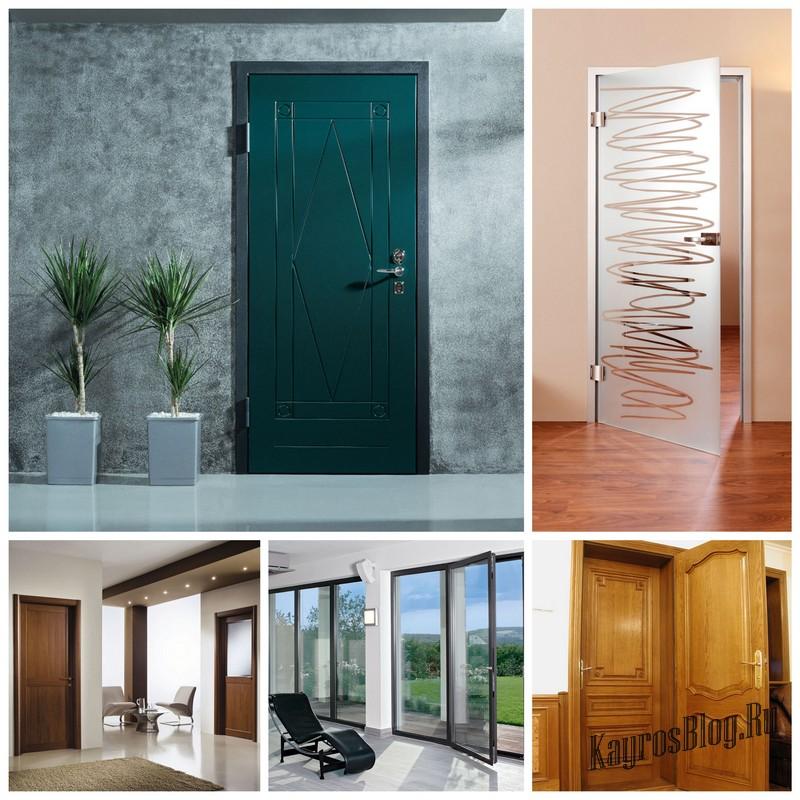Двери. Виды и характеристики