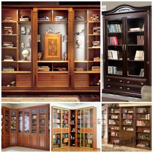 Идеи по оформлению книжного шкафа