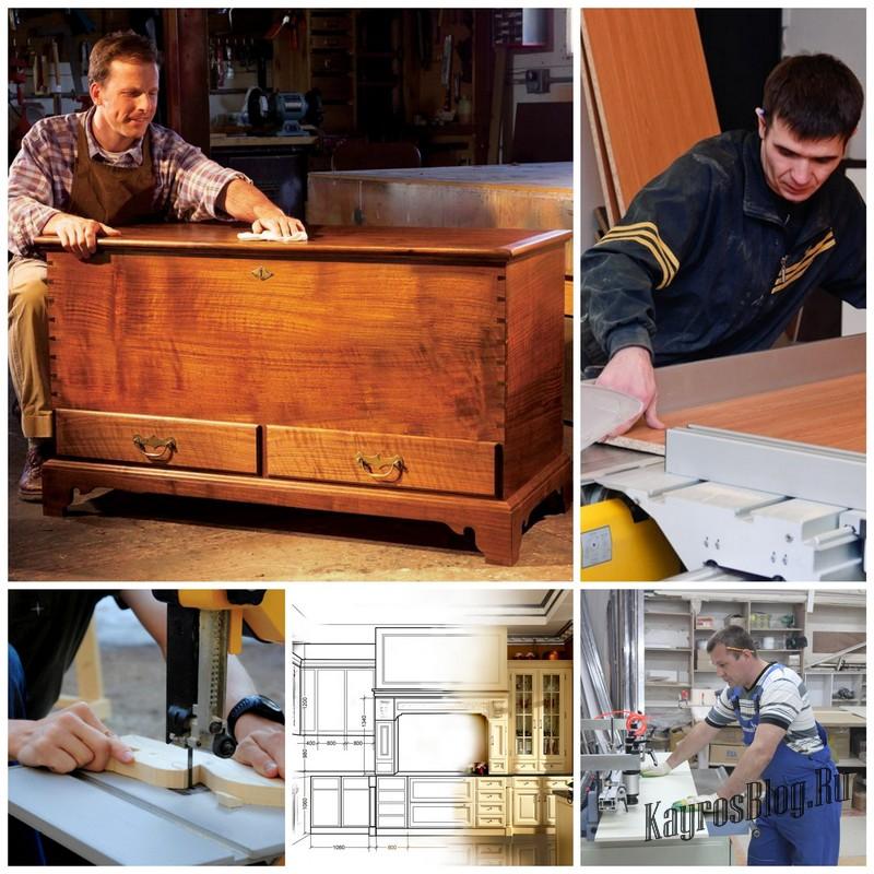 Изготовление мебели на заказ - воплощение мечты о комфорте