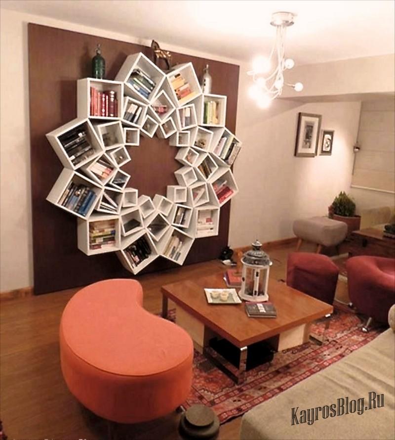 Идеи для интерьера стен