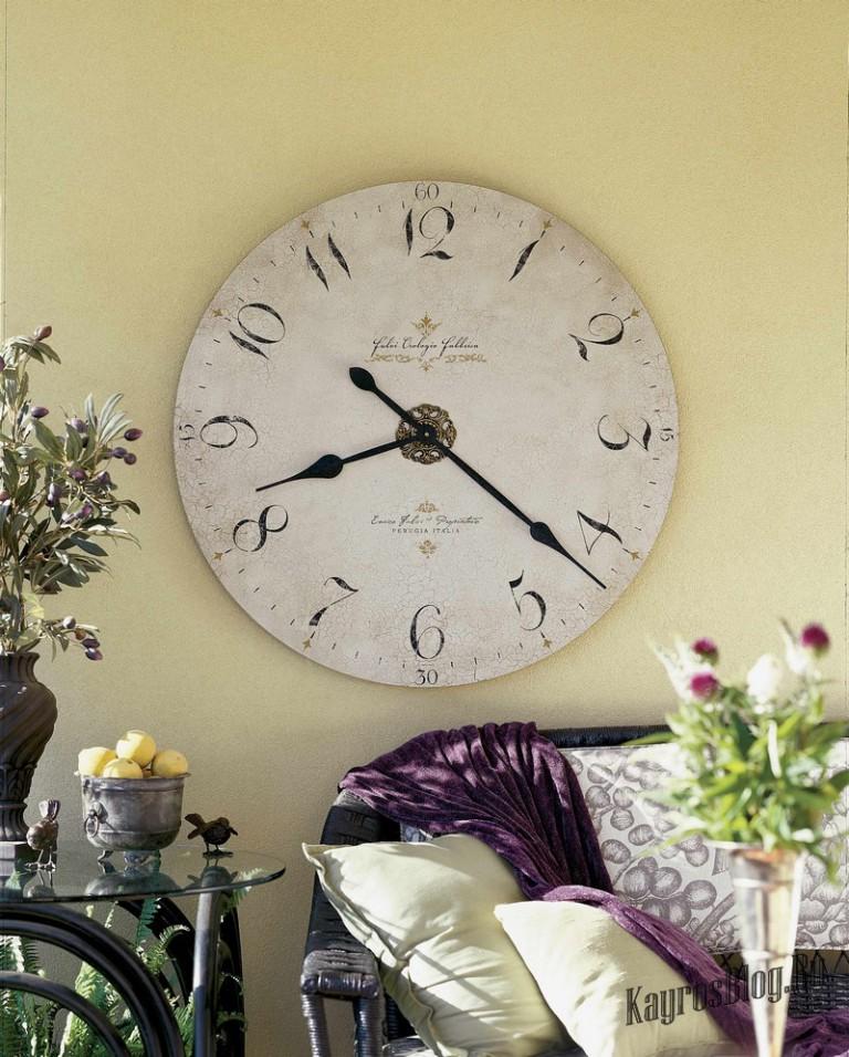 Декор старых часов своими руками 82