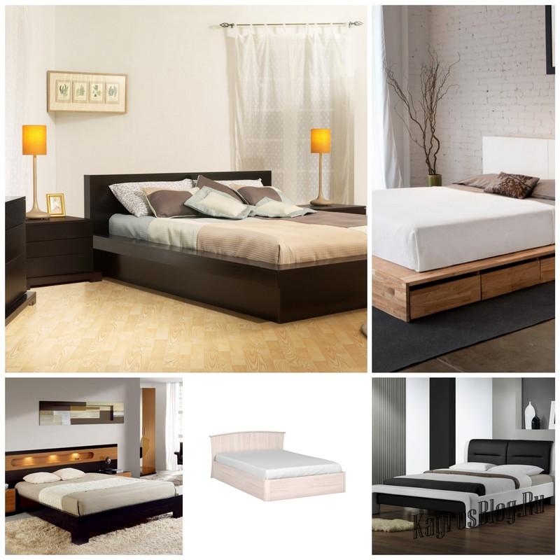 Как выбрать хорошую кровать для спальни