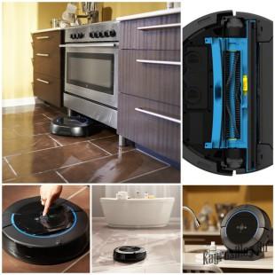Особенности моющих роботов-пылесосов
