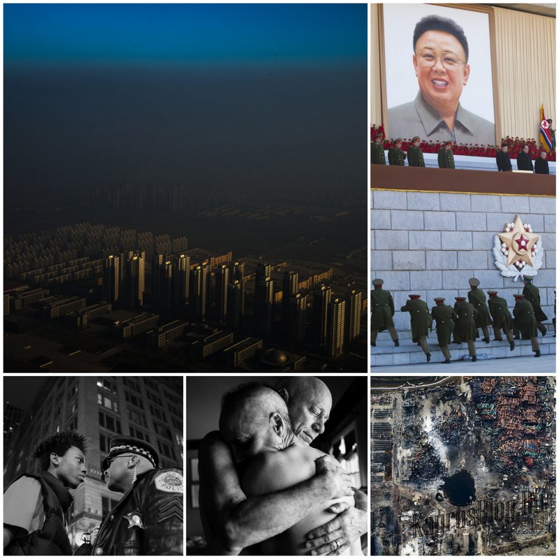 Призеры конкурса фотожурналистов World Press Photo 2016
