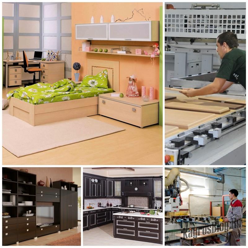 Производство мебели на заказ - это самый лучший вариант