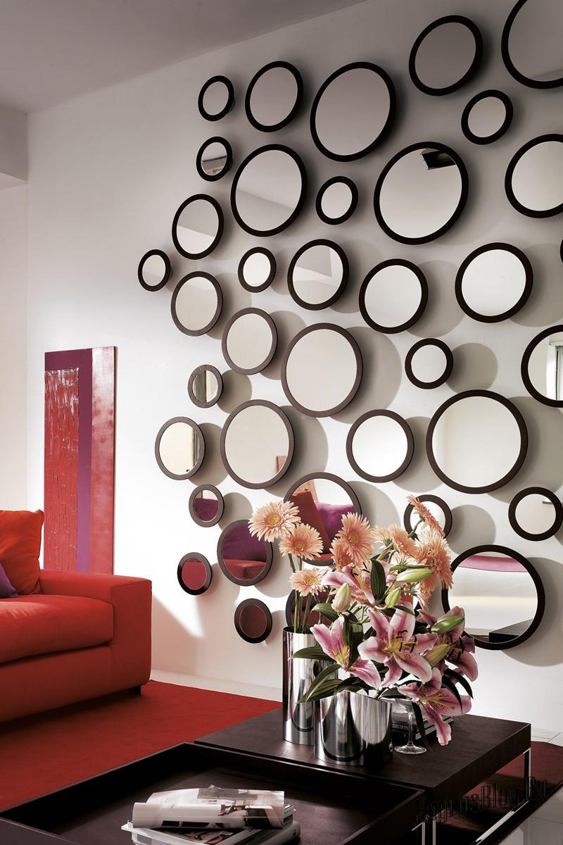 Стены декорирование
