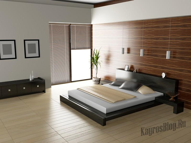 5 главных особенностей низких кроватей