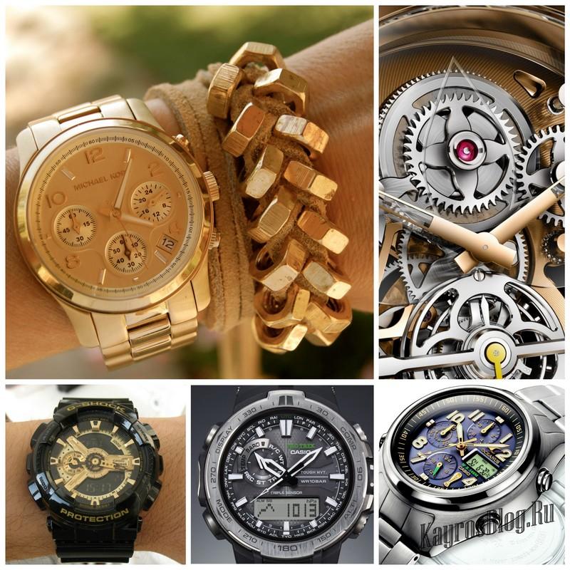 5 причин выбрать часы в качестве подарка