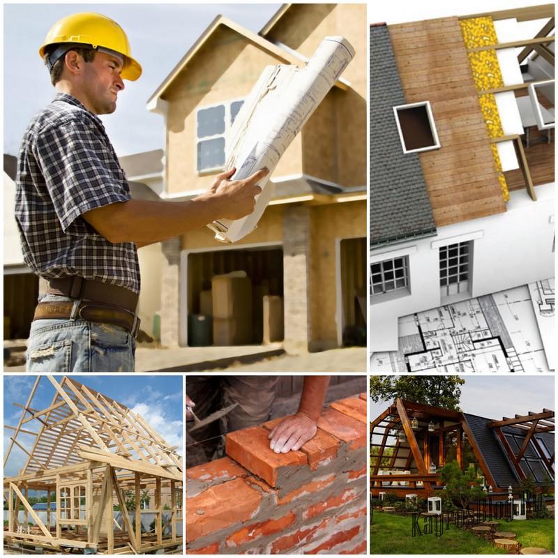 Что нас ждет при самостоятельном строительстве дома?