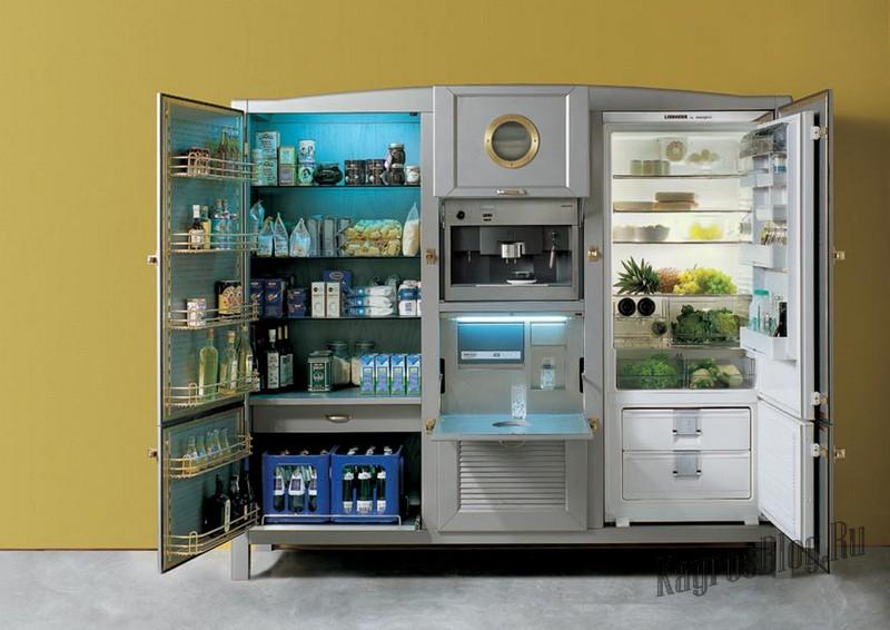 Функциональность холодильника